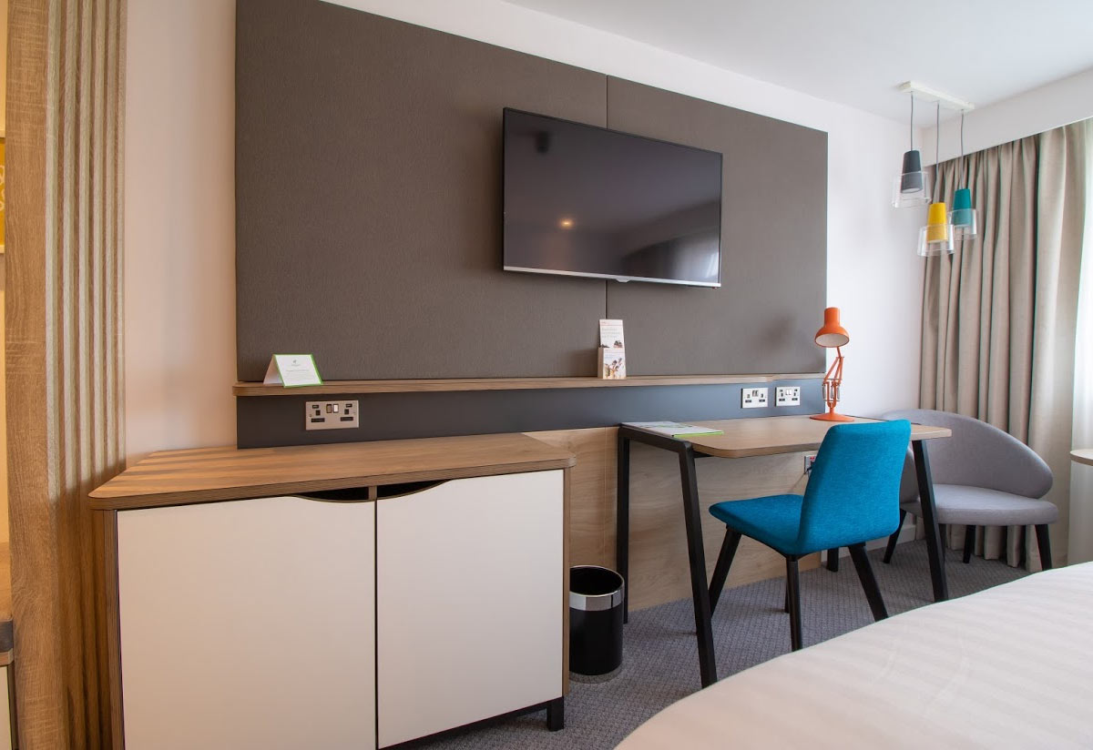Holiday Inn Leicester Wigston Family Rooms