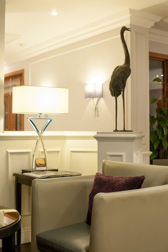 Mercure London Kensington Lounge