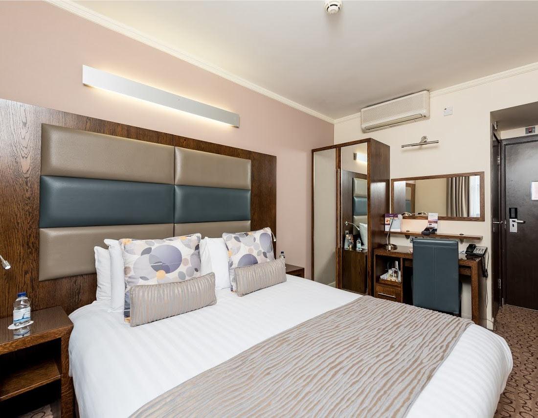 Mercure London Paddington Hotel Double Room