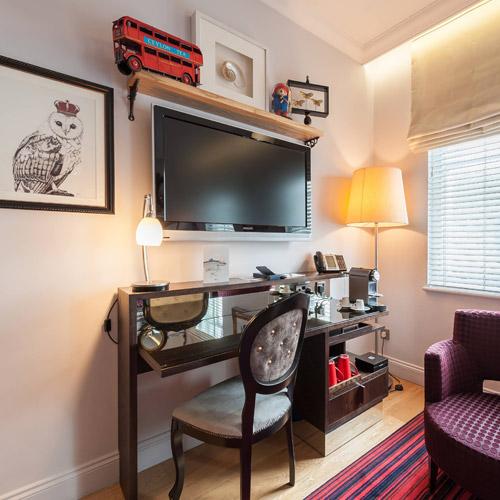 Hotel Indigo London Hyde Park Paddington Standard Double