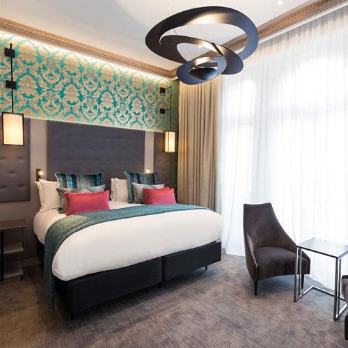 Mercure London Hyde Park Bedroom