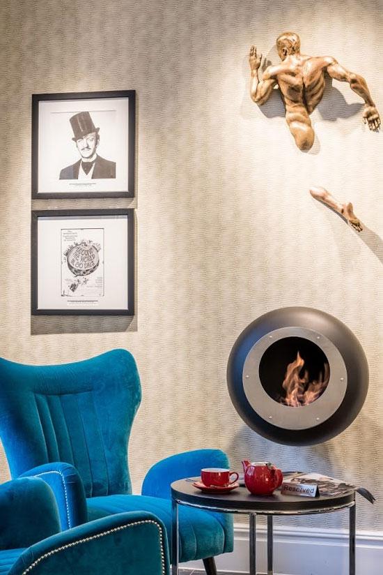 Mercure London Hyde Park Lounge