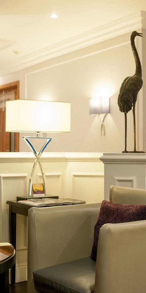 Mercure London Kensington Lounge Area
