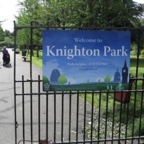 Knighton Park Leicester