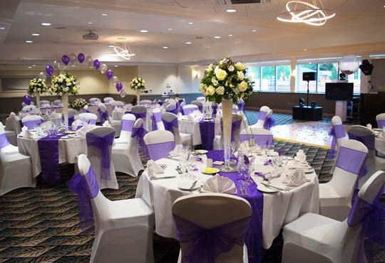 Holiday Inn Leicester-Wigston Wedding